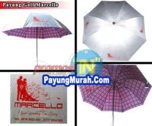 Grosir Payung Golf Promosi Murah Banggai