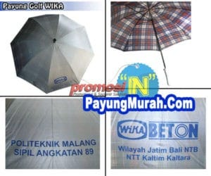 Supplier Payung Golf Murah Grosir Jayawijaya
