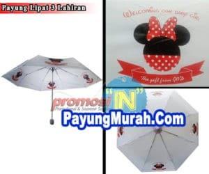 Supplier Payung Lipat Murah Grosir Situbondo