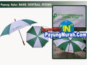 Supplier Payung Promosi Murah Grosir Dompu